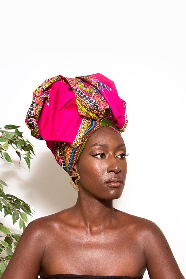 Fuschia-Makeba-headwrap